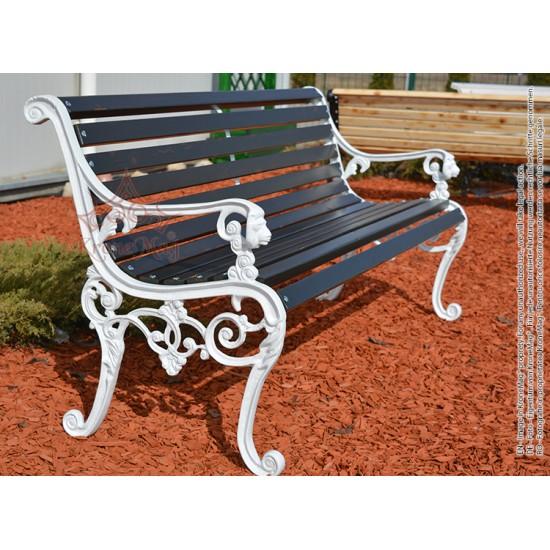 Brilliant Lion Head Cast Iron Garden Bench Lyon Fr Alphanode Cool Chair Designs And Ideas Alphanodeonline