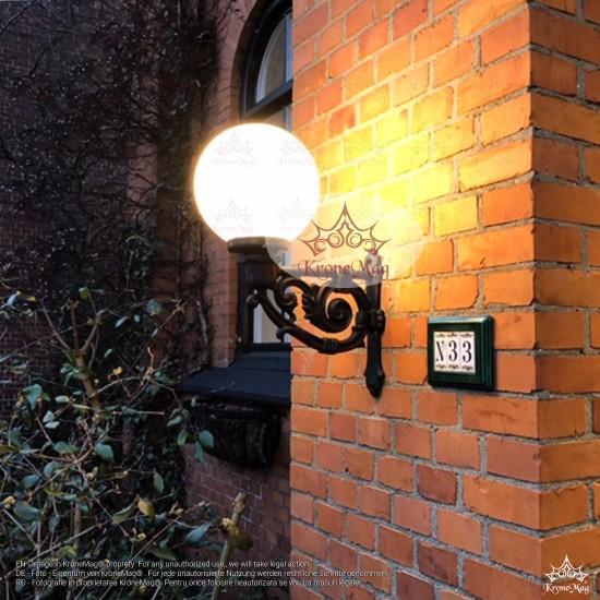 Outdoor Wall Mounted Lantern LG103.G250