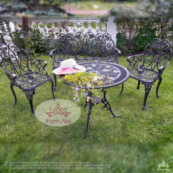 Outdoor Garden Furniture Set ROSALIA 2FB