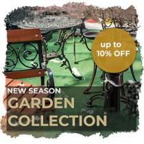 Garden Collection Sales Banner