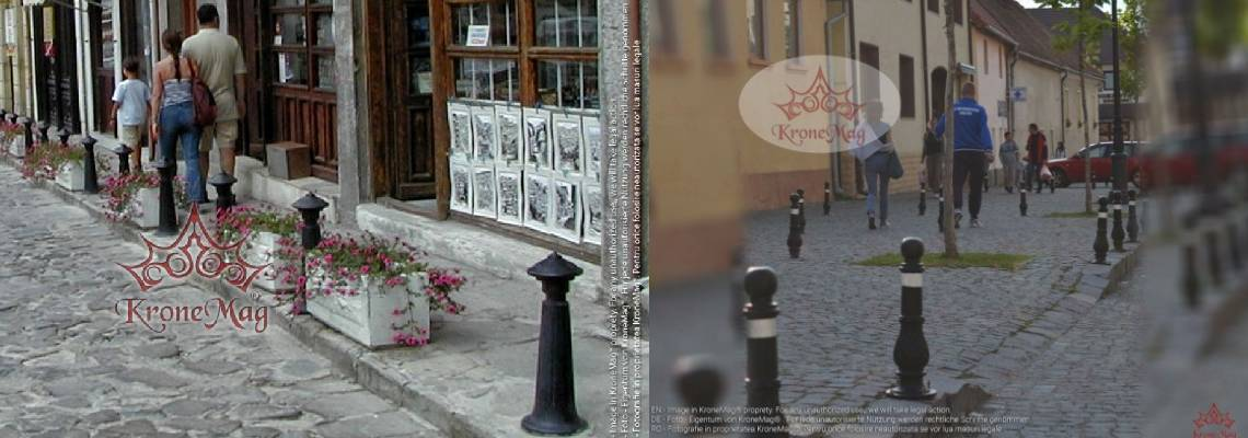 Bollards for safety