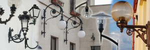 Wall Mounted Lanterns