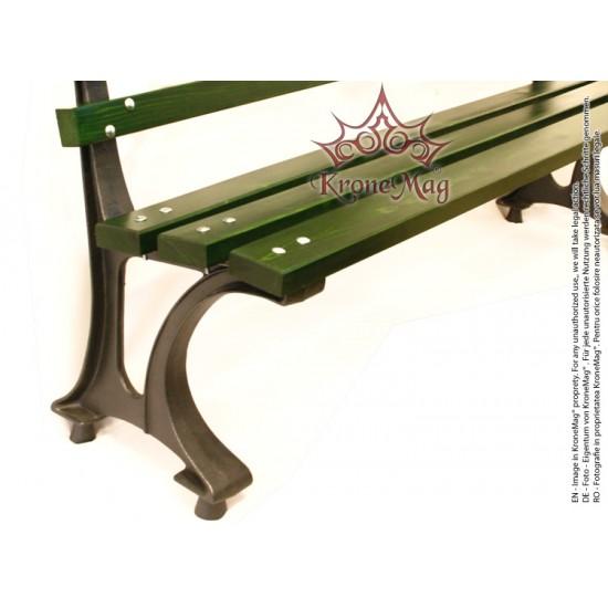 Cast Iron Park Bench 702