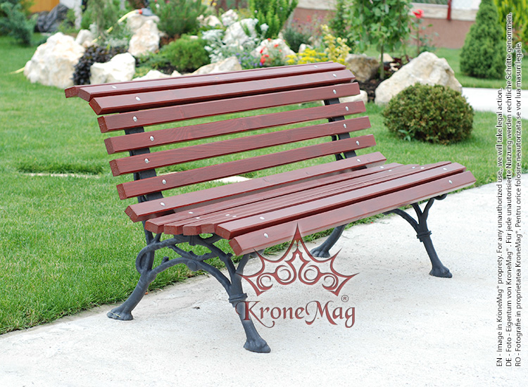 cast iron garden bench dublin fr