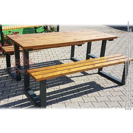 Street Furniture Picnic Set TUSNAD-OR