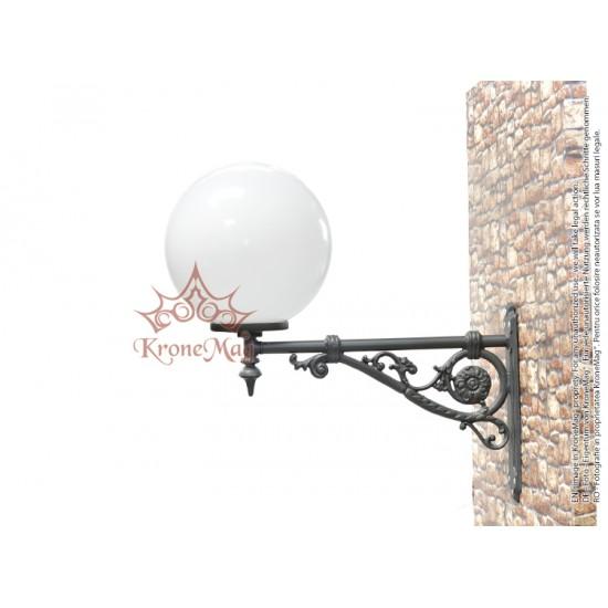 Wall Lighting Bracket ME550-GLOB400