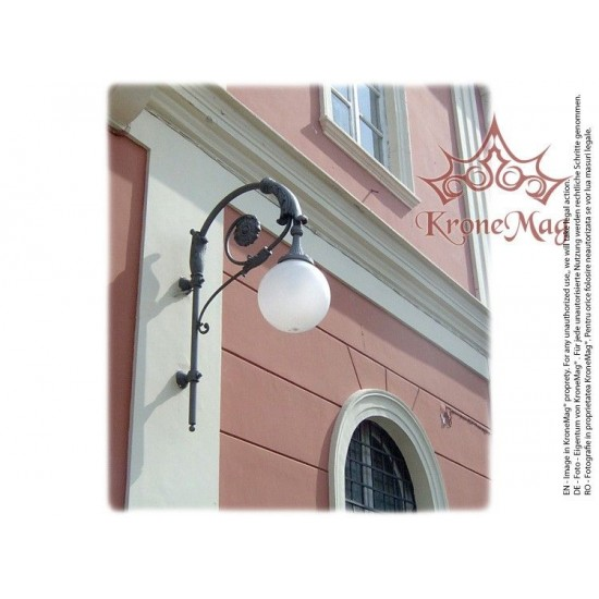 Outdoor Wall Mounted Lamp ME143L-GLOBE400