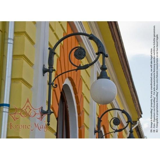 Wall Lighting Bracket ME143L-GLOBE400