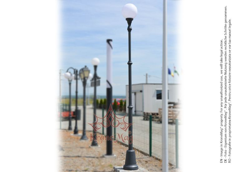 Cast Iron Lamp Post More