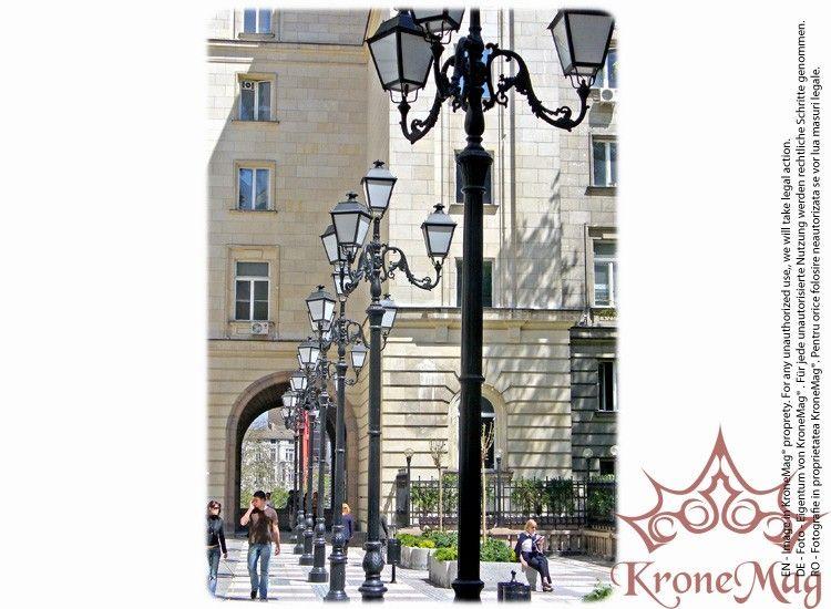 street lighting posts g4 s31 manufacturer