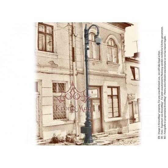 CCTV Lamp Posts D2-H1