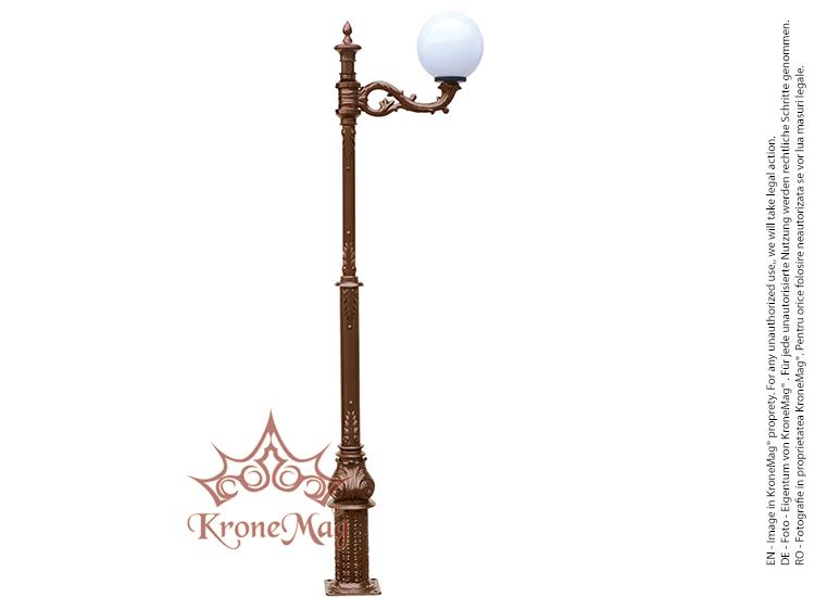 Decorative Lighting Post FLR-22
