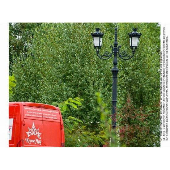 Cast Iron Lamp Post G31-C2