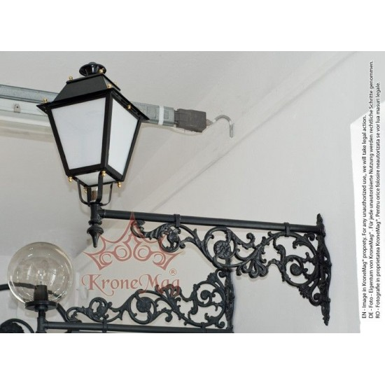 Outdoor Wall Mounted Lantern ME501 VILLA-710.GW