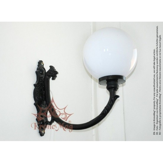 Wall Lighting Bracket ME503L-GLOB300