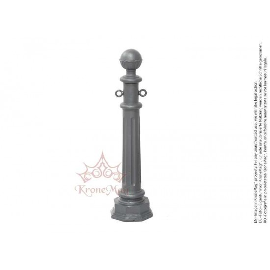 Cast Iron Bollard Post for Chain 908.A1