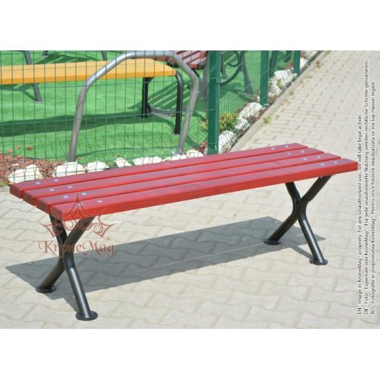 Outdoor Park Seat Bench UTAH