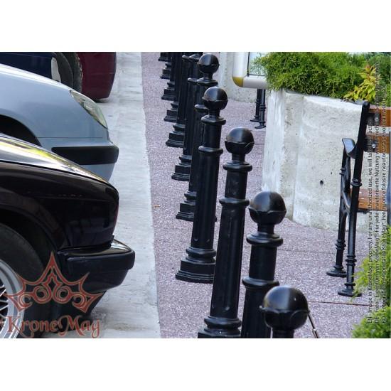 Street Cast Iron Bollard 908.B1