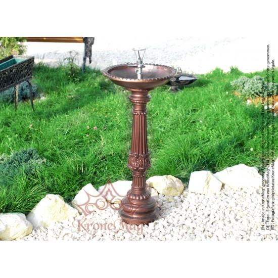 Street Cast Iron Drinking Fountain FORBAN 1