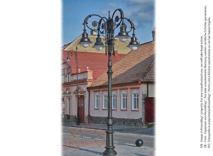 Street Lighting Posts C1-L4 :: KroneMag